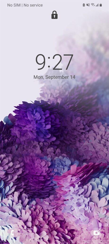 Samsung One UI 3.0 Beta on Galaxy S20 35