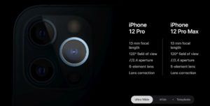 iPhone 12 Pro kamera 2