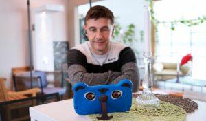 meanIT Tablet K10 Bluecat Kids 2 1