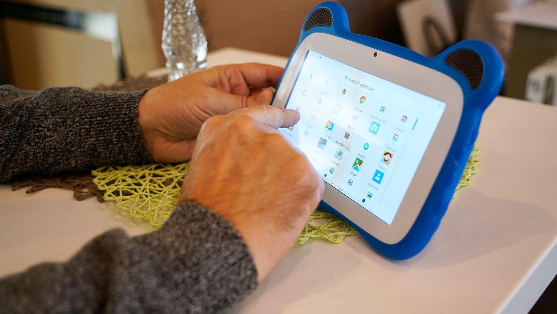 meanIT Tablet K10 Bluecat Kids 2