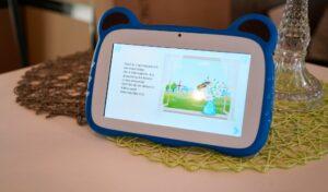 meanIT Tablet K10 Bluecat Kids 3 1