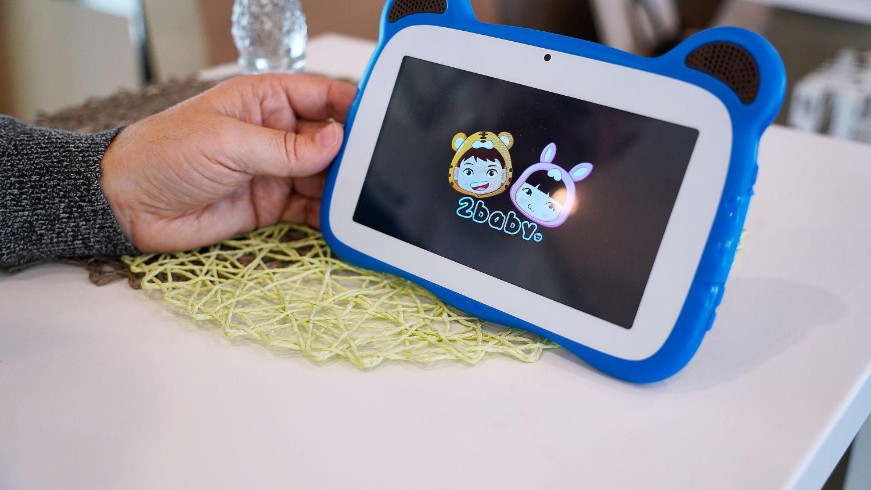 meanIT Tablet K10 Bluecat Kids 4