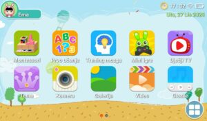 meanIT Tablet K10 Bluecat Kids 5