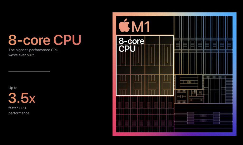 Apple M1 4