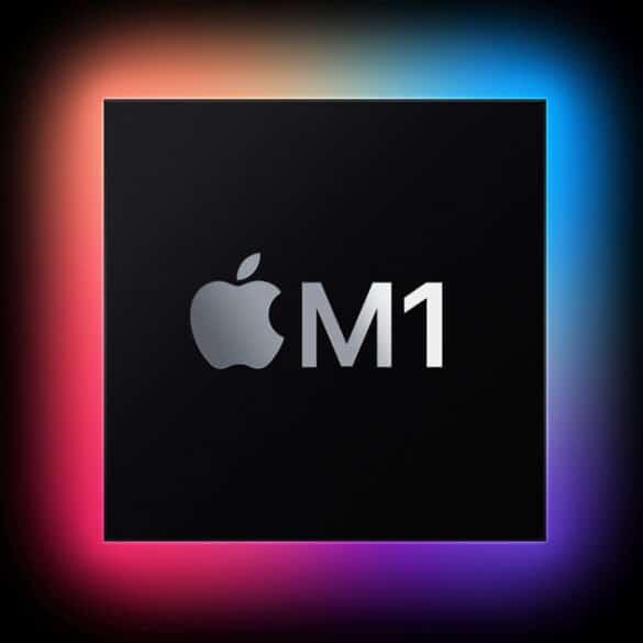 Apple M1 8