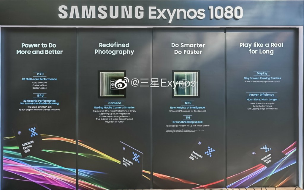 Exynos 1080 2