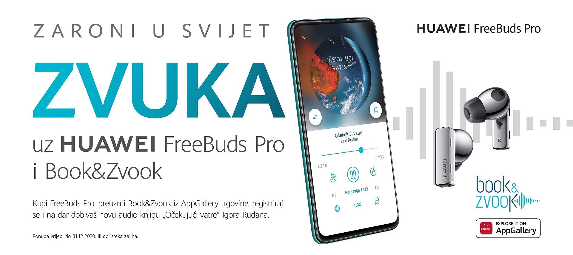 Huawei i bookzvook poklanjaju novu audioknjigu Igora Rudana 1