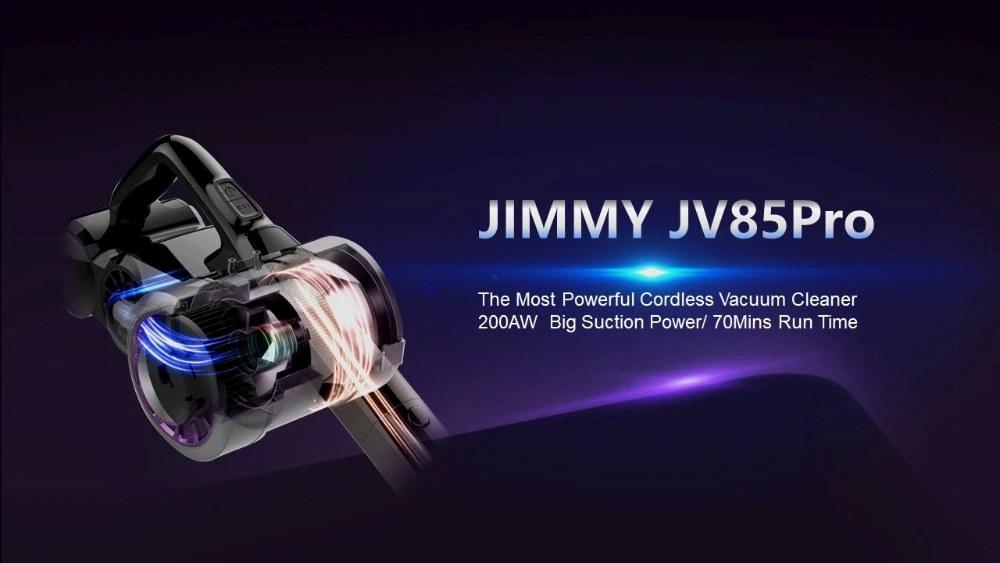 Jimmy JV85Pro