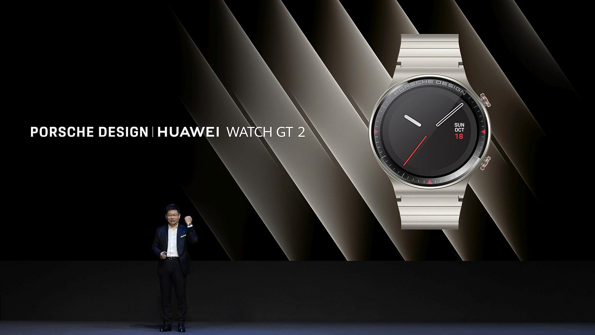 Porsche Desing Huawei Watch GT 2 1 1