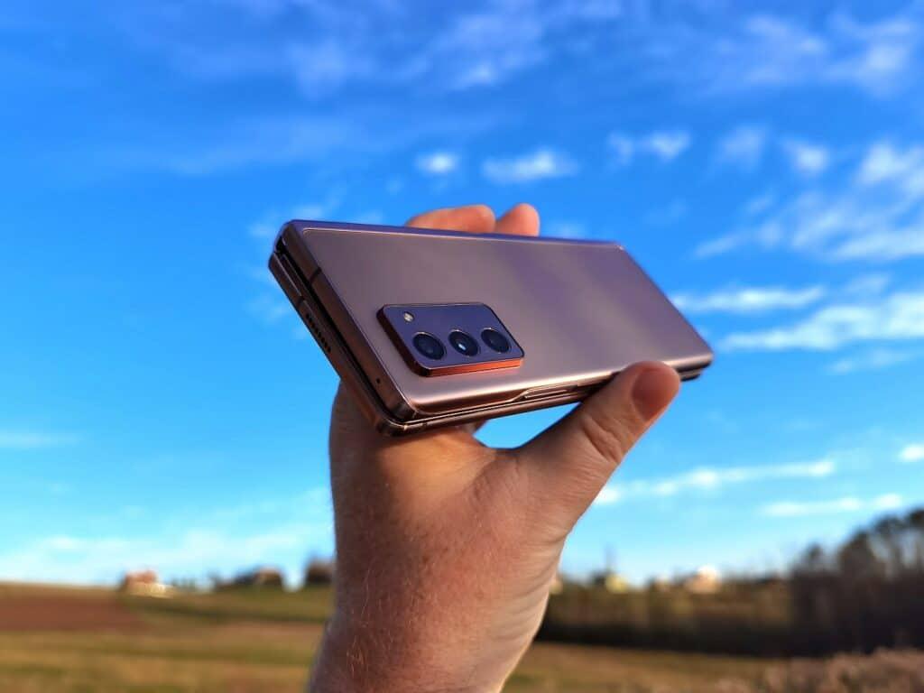 Samsung Galaxy Fold2 2