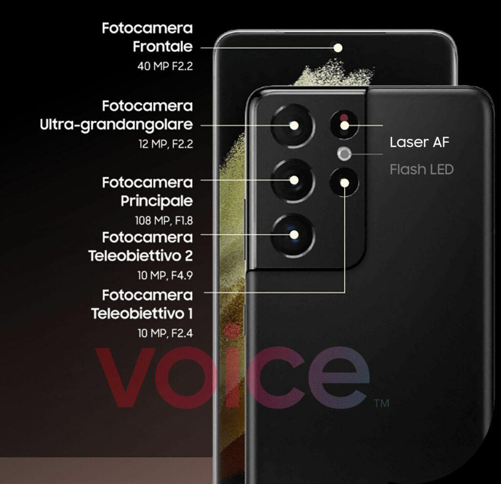 S21 Ultra kamera
