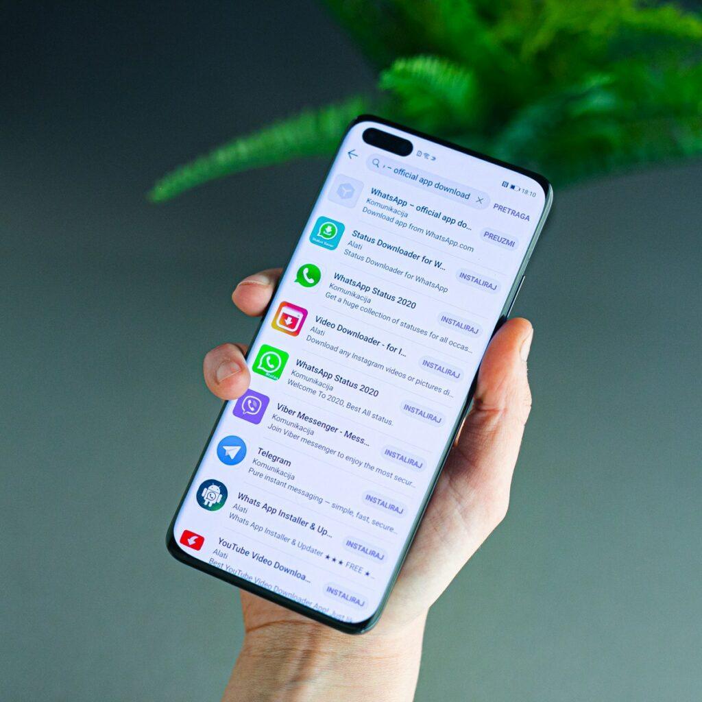 U Huawei AppGallery tijekom studenog stigle mnoge nove aplikacije 2