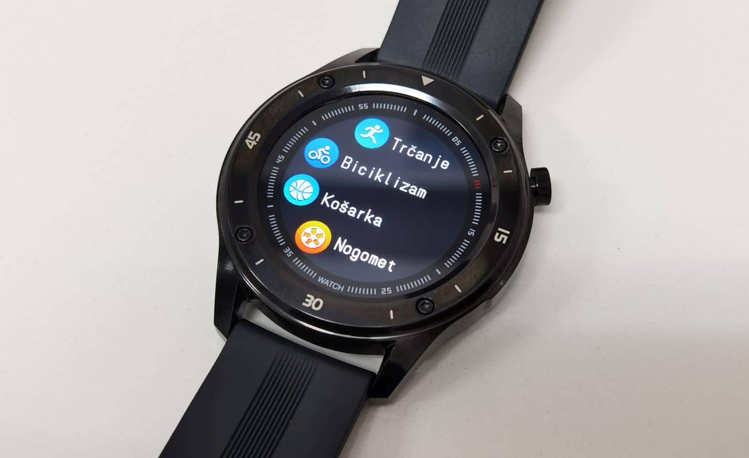 meanIT Smartwatch M9 Light 12