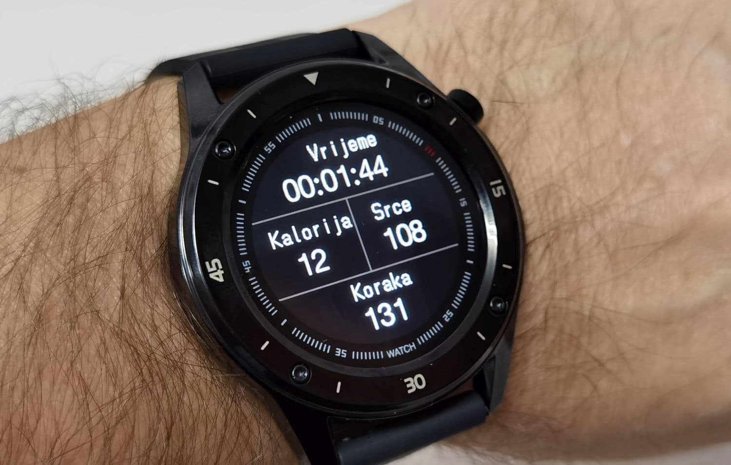 meanIT Smartwatch M9 Light 13