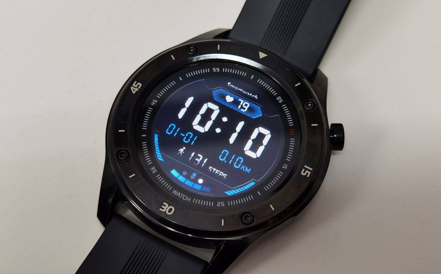 meanIT Smartwatch M9 Light 20