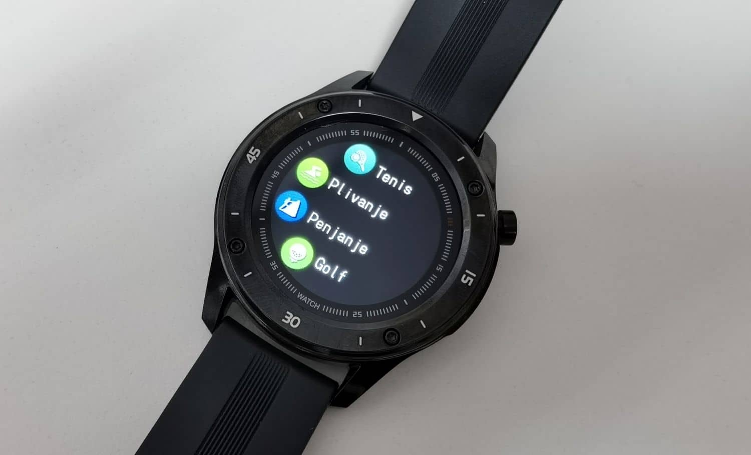 meanIT Smartwatch M9 Light 22