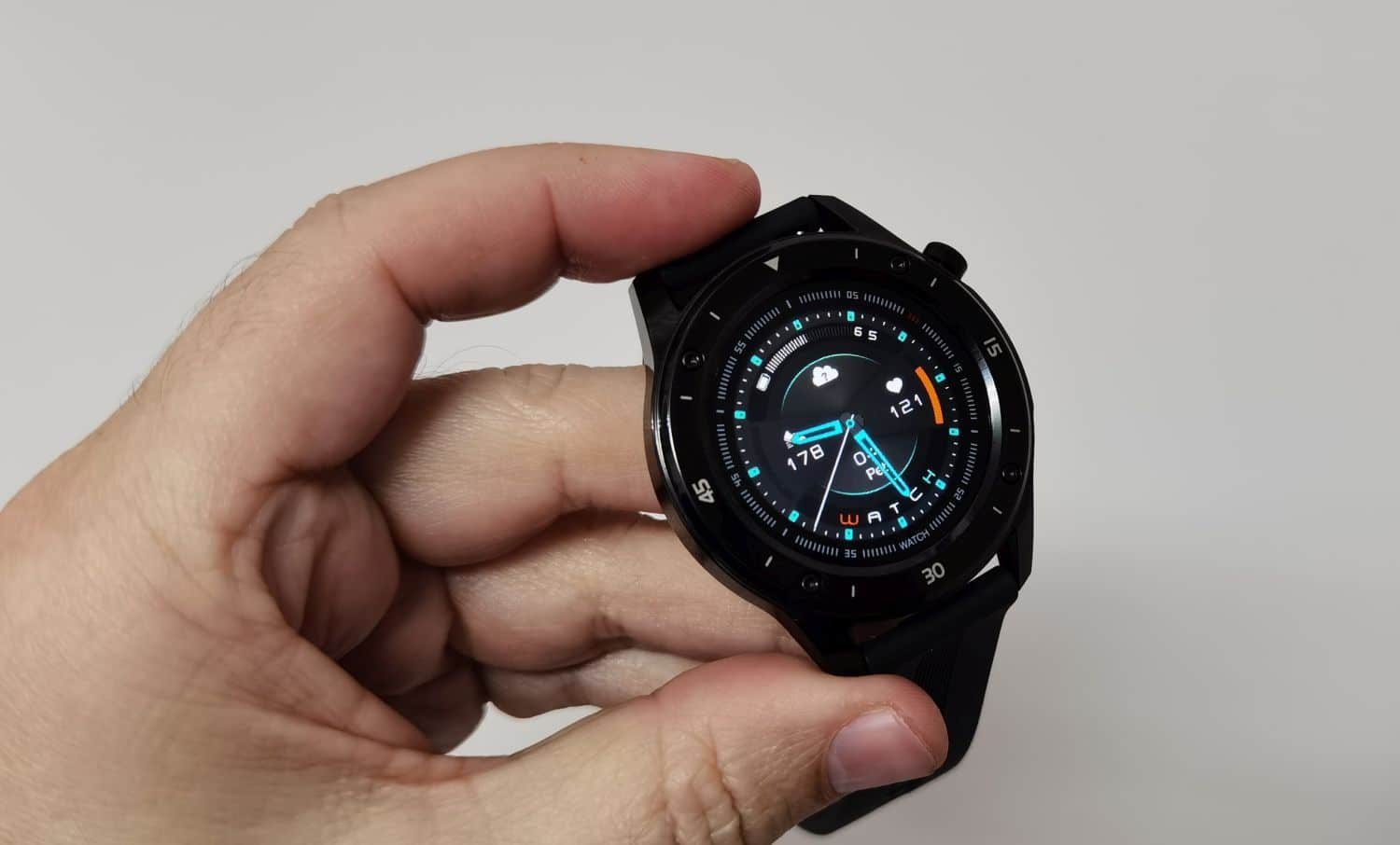 meanIT Smartwatch M9 Light 23