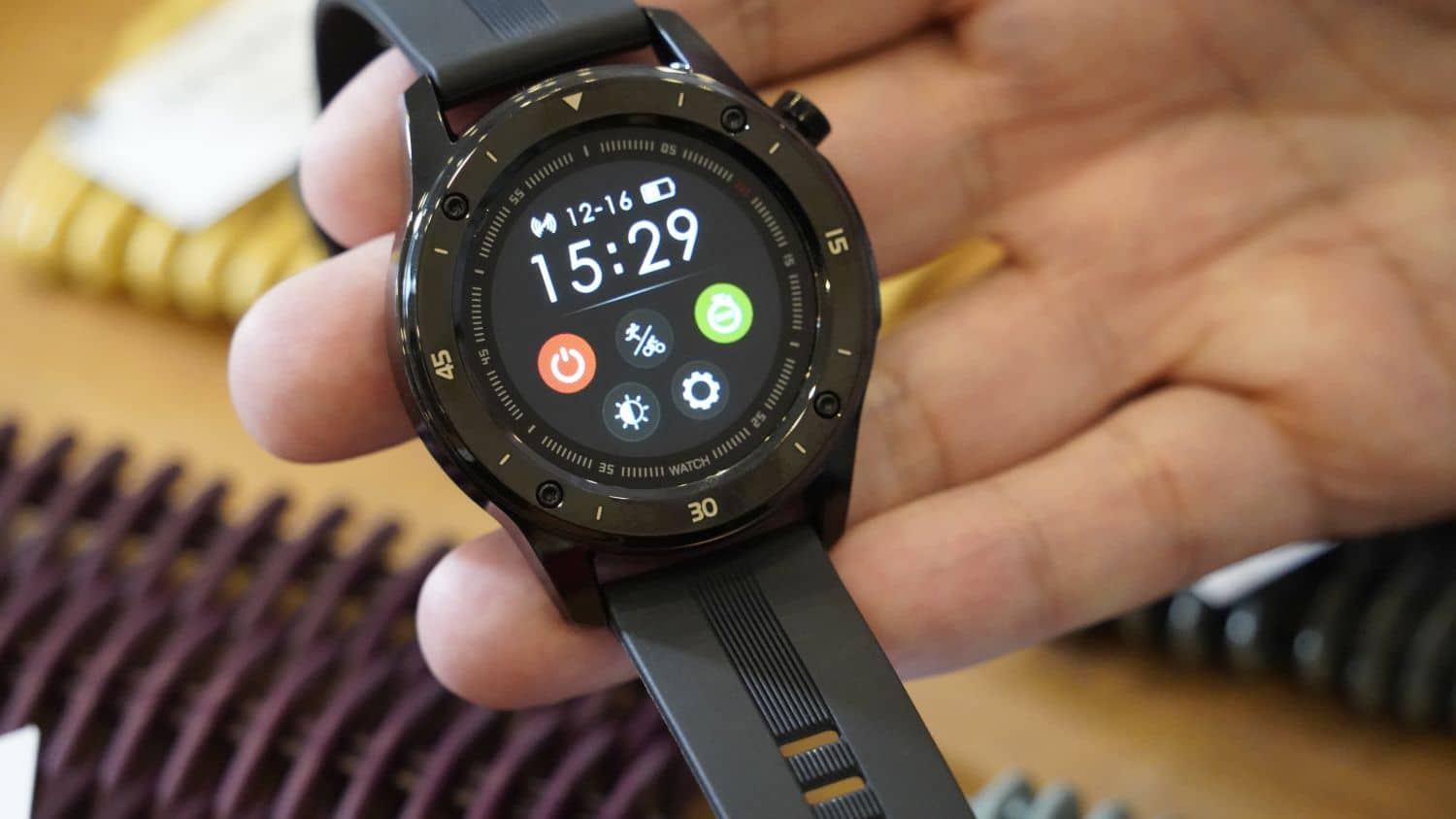 meanIT Smartwatch M9 Light 6