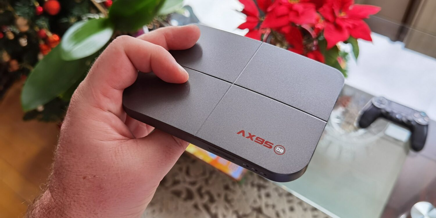 Android TV Box AX95 1 1