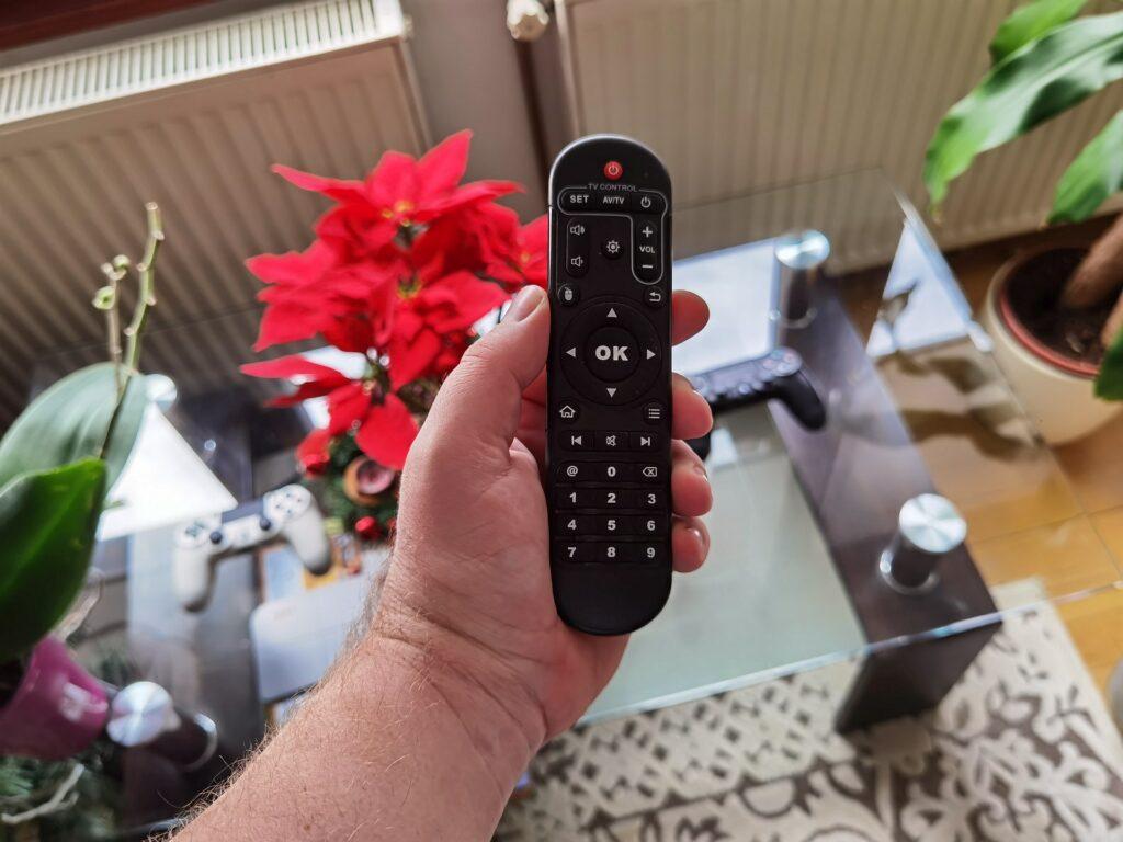 Android TV Box AX95 1