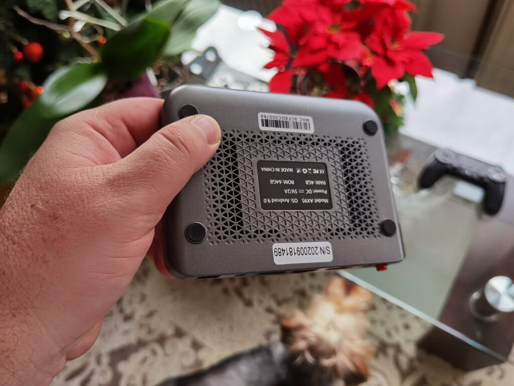 Android TV Box AX95 2