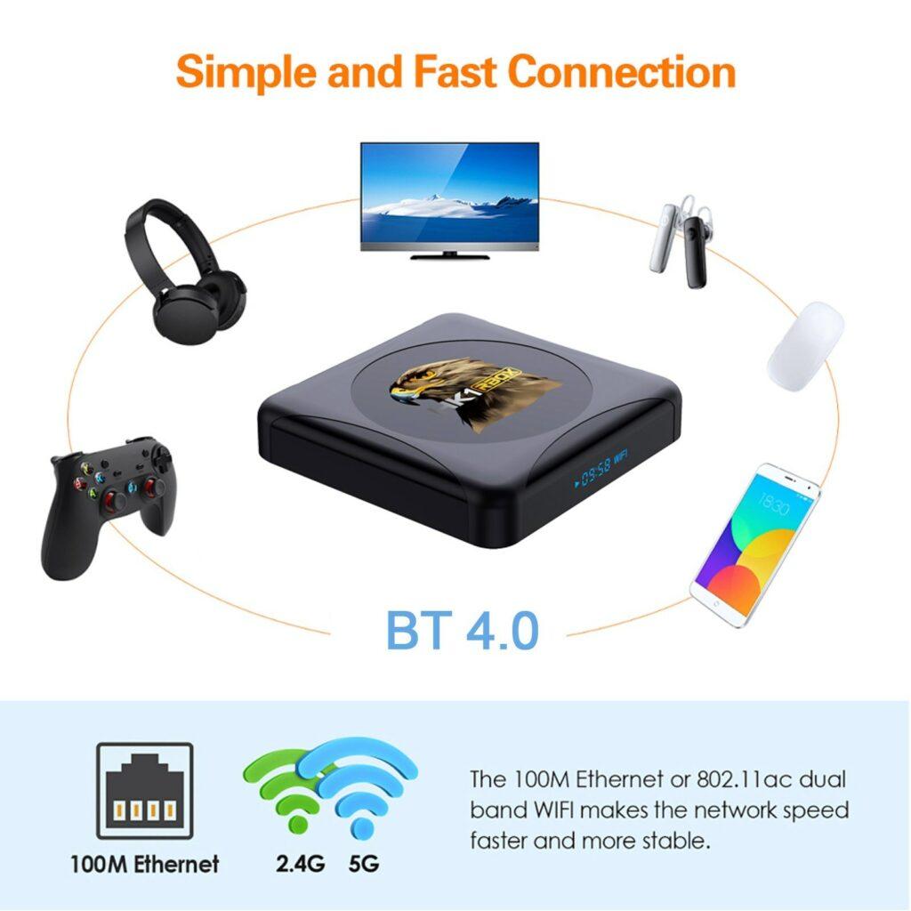 HK1 RBOX R1 mini Smart TV Box 2