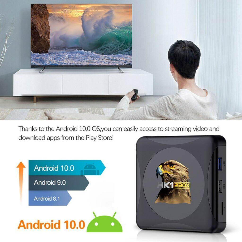 HK1 RBOX R1 mini Smart TV Box 3