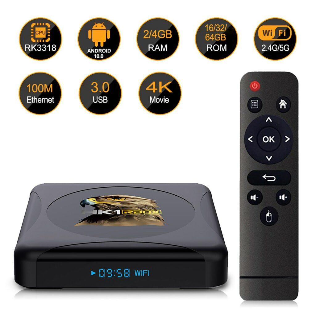 HK1 RBOX R1 mini Smart TV Box 6
