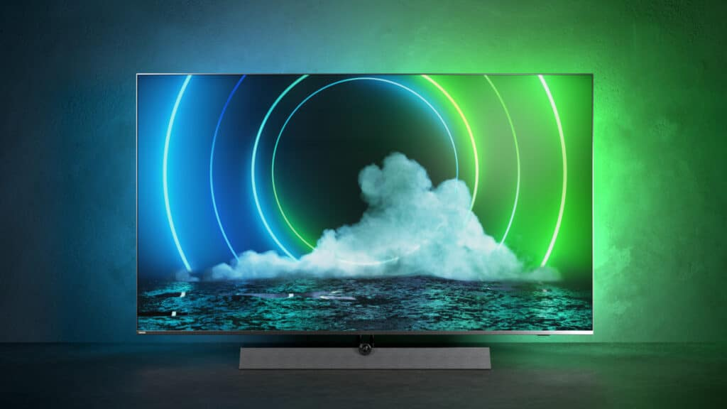 Philips TV 9636 75 inch 2