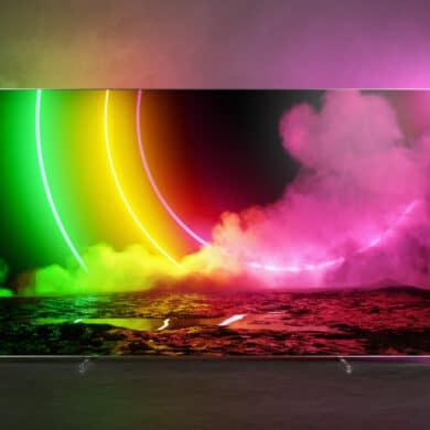 Philips TV OLED 806 2