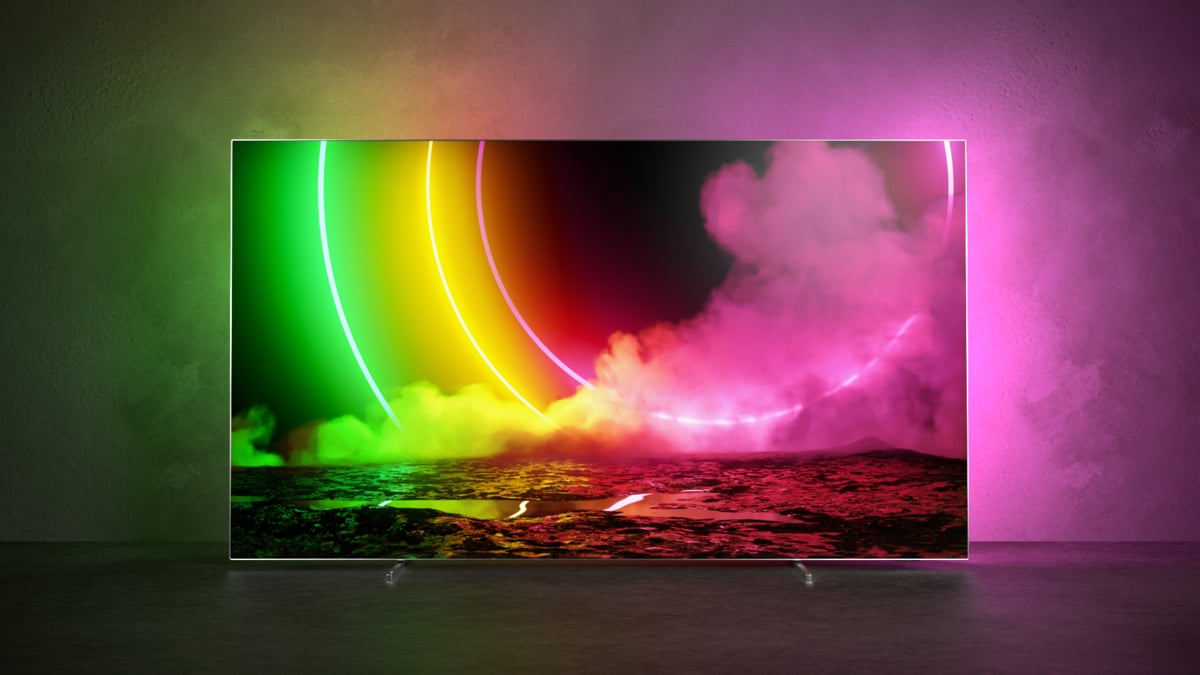 Philips TV OLED 806 2