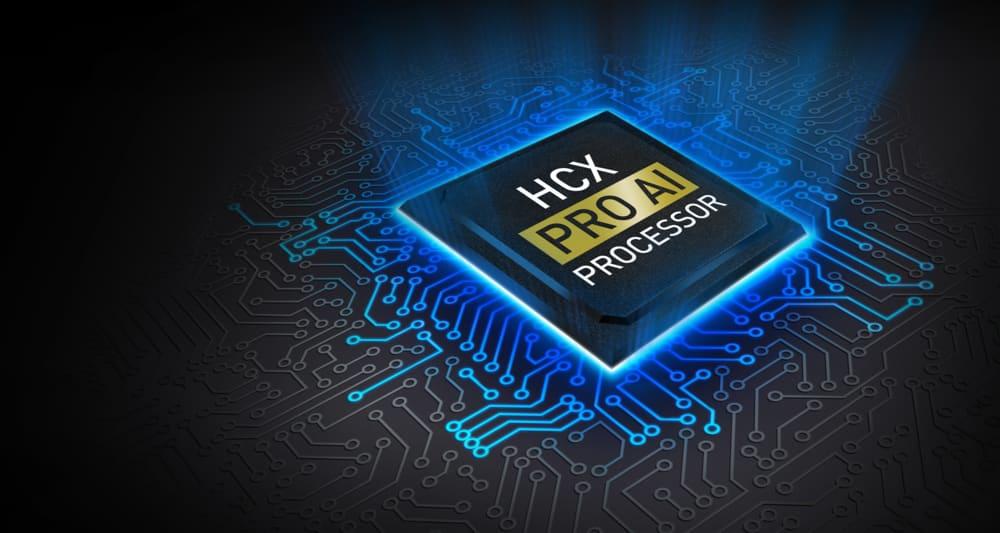 panasonic HCX Pro AI procesor