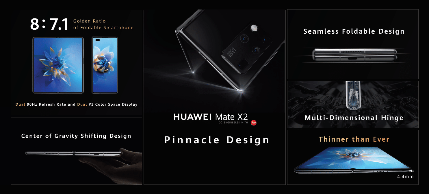 Huawei Mate X2 3