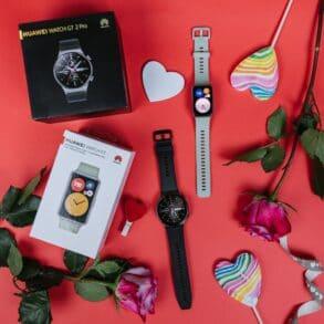 Huawei Watch GT 2 Pro i Watch Fit