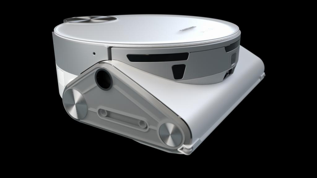 JetBot 90 AI robot usisivac