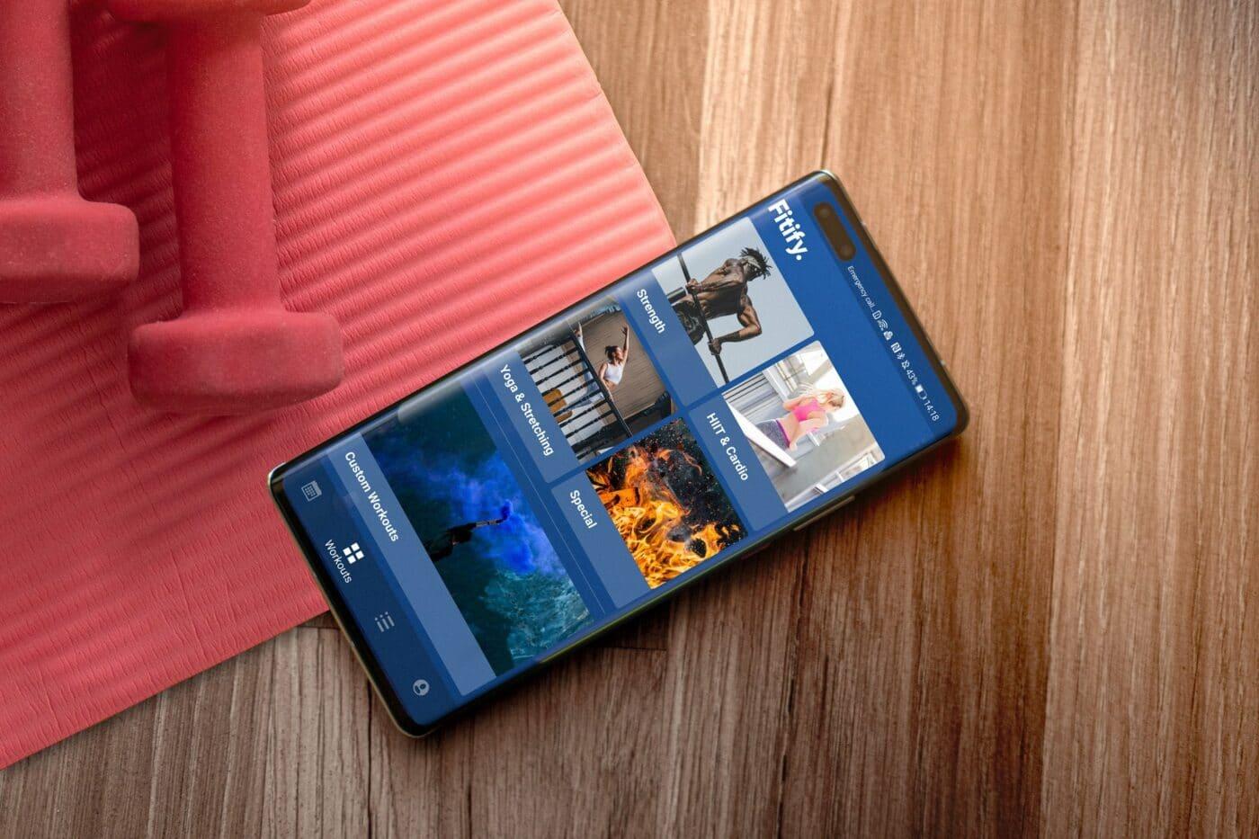 Prva fitness aplikacija trece strane na Huawei nosivim uredajima 1
