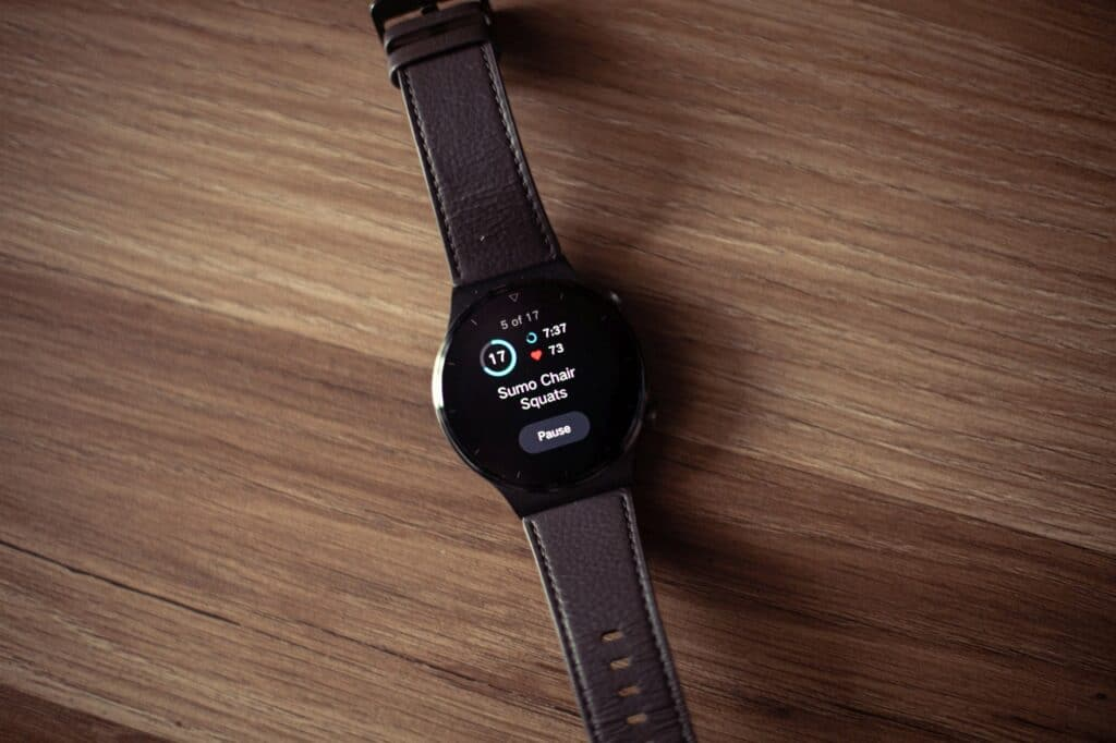Prva fitness aplikacija trece strane na Huawei nosivim uredajima 4