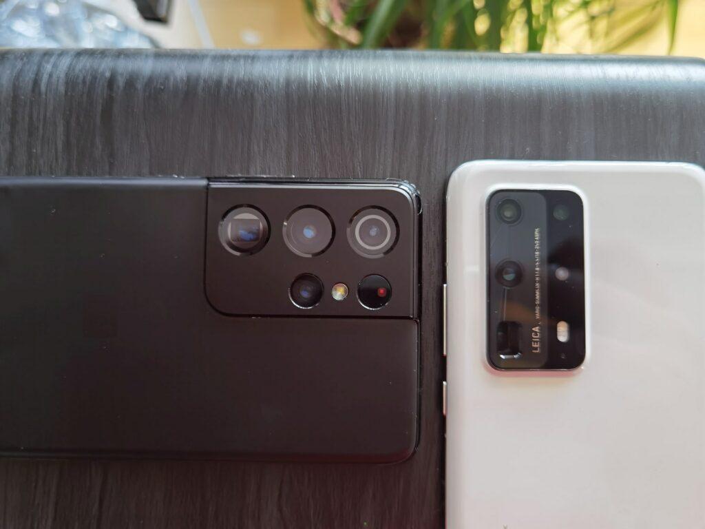 S21 Ultra vs P40 Pro 1