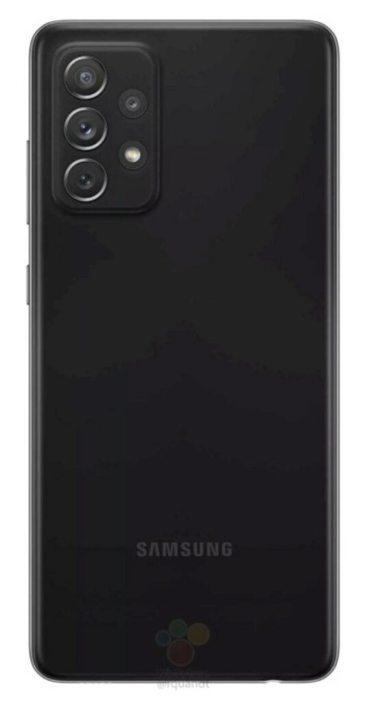 Samsung Galaxy A72 3
