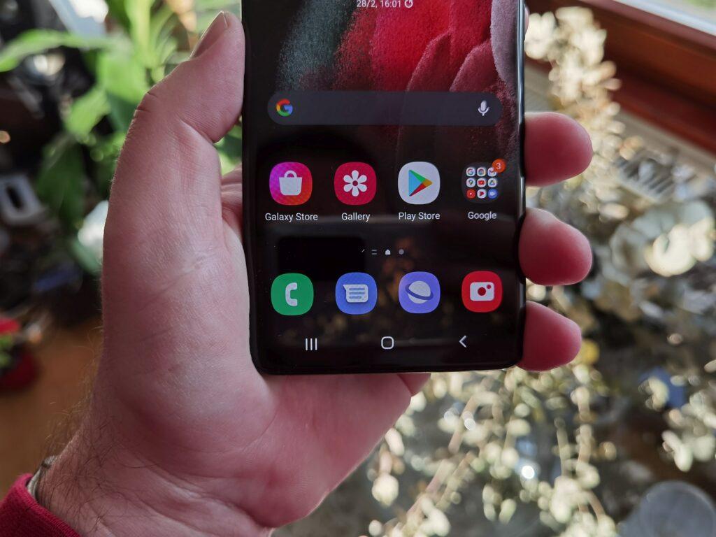 Samsung Galaxy S21 Ultra 11