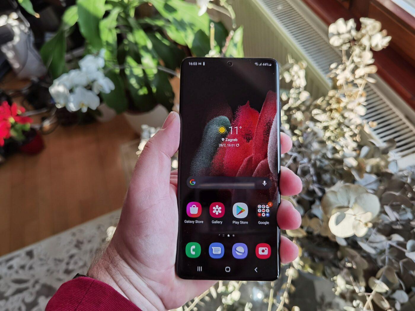 Samsung Galaxy S21 Ultra 14