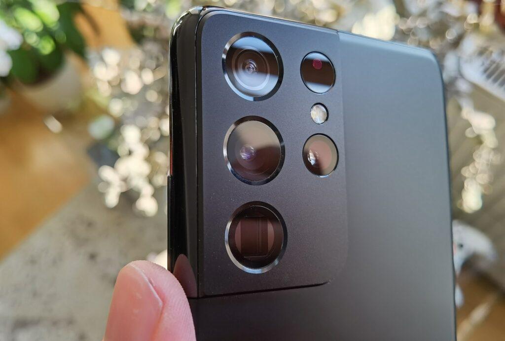 Samsung Galaxy S21 Ultra 8