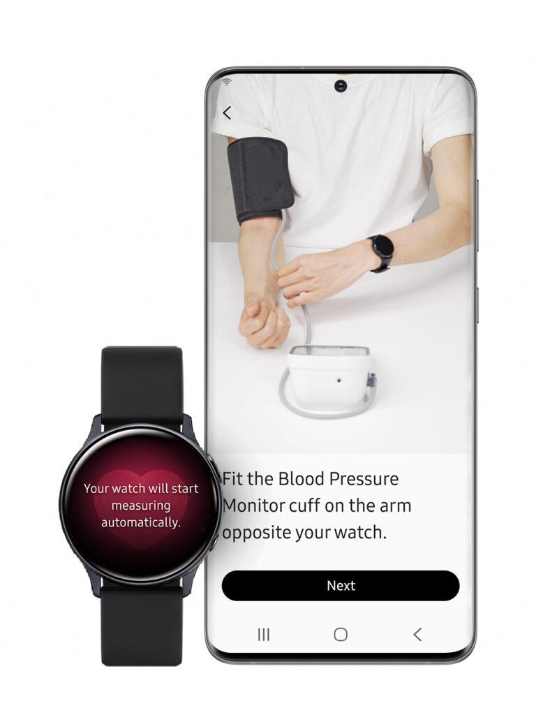 Samsung Health Monitor 2