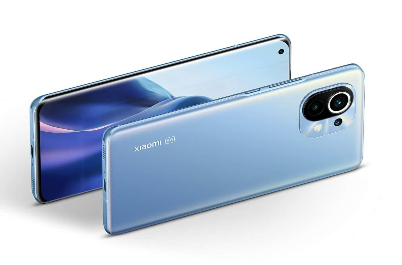 Xiaomi Mi 11 7