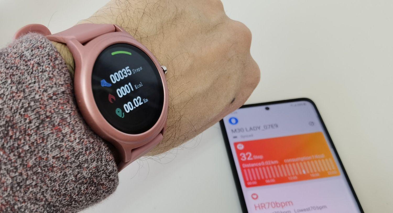 meanIT Smartwatch M30 Lady 10