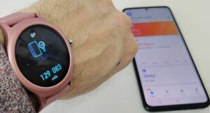 meanIT Smartwatch M30 Lady 9