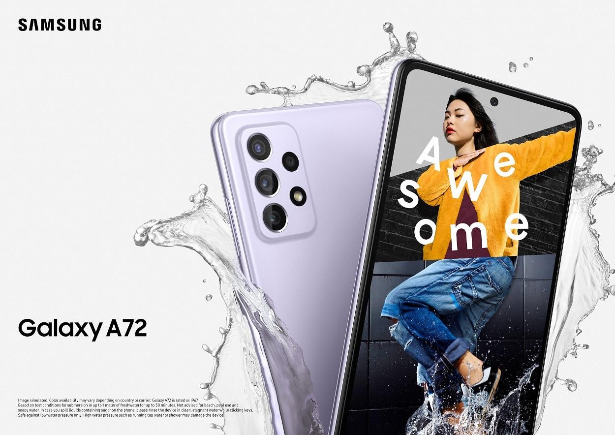 Galaxy A72 4