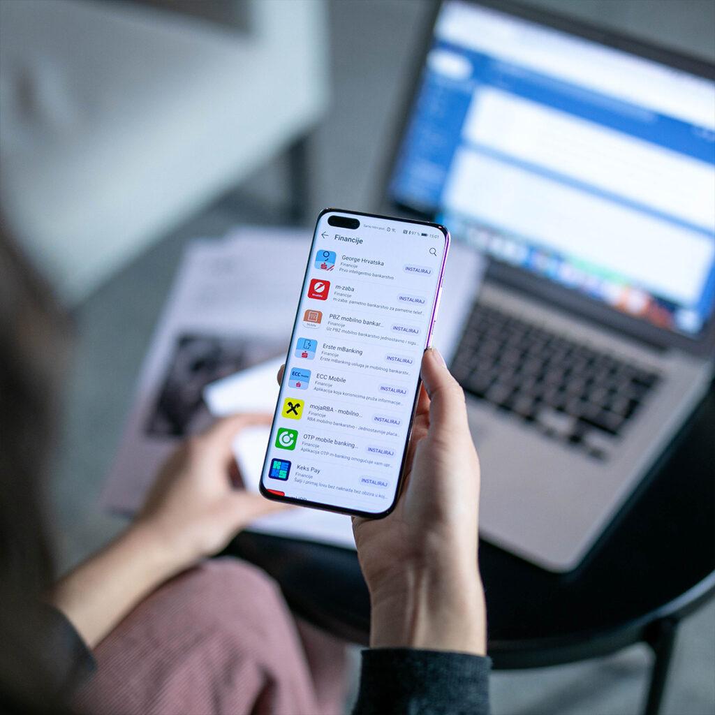 Huawei gotovo udvostrucio broj preuzimanja aplikacija na AppGallery trgovini u godinu dana 2
