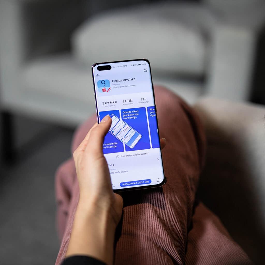 Huawei gotovo udvostrucio broj preuzimanja aplikacija na AppGallery trgovini u godinu dana 4