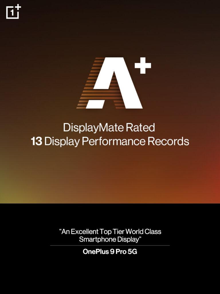 OnePlus 9 Pro ekran
